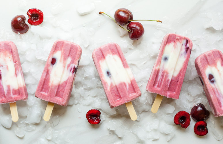 summertime popsicles
